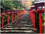 27日本京都贵船神社之旅